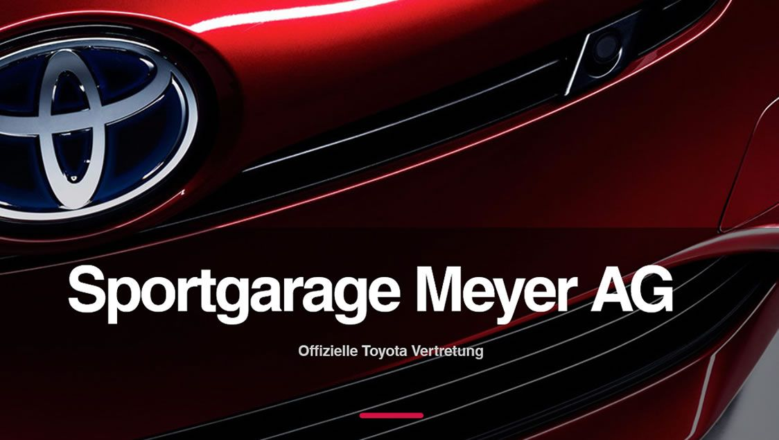 Sportgarage Meyer AG