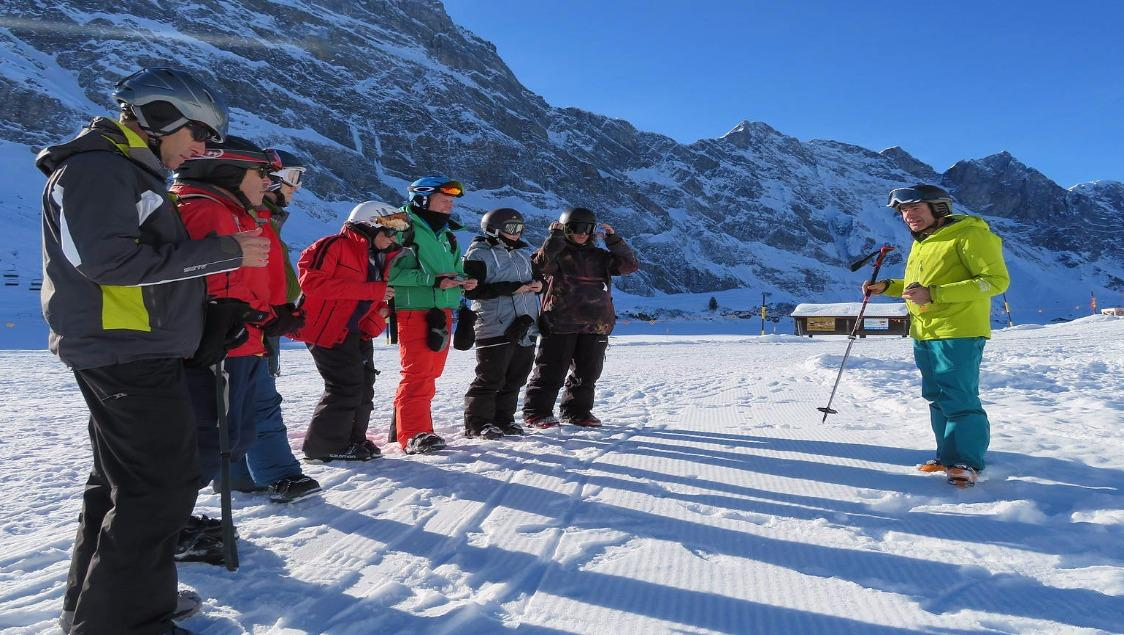 Snow & Safety Days 2018 in Engelberg