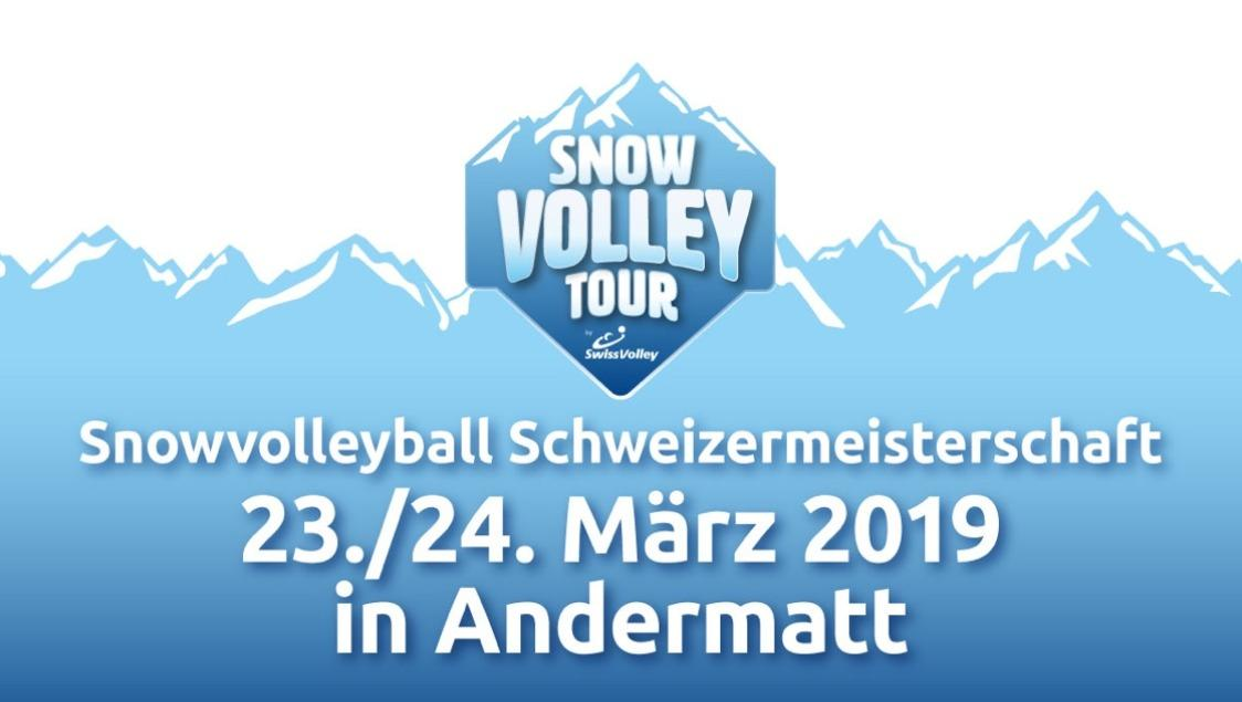Snow Volley Ball Schweizermeisterschaft