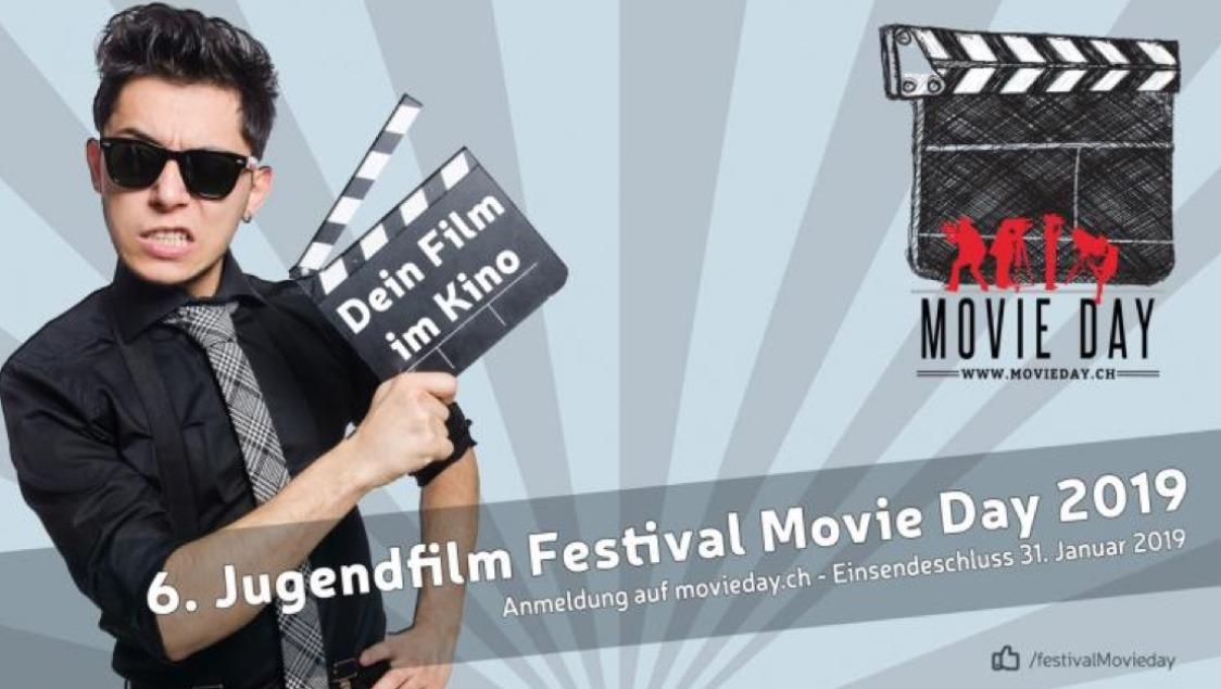 "Jugendfilm Festival ""Movie Day"""
