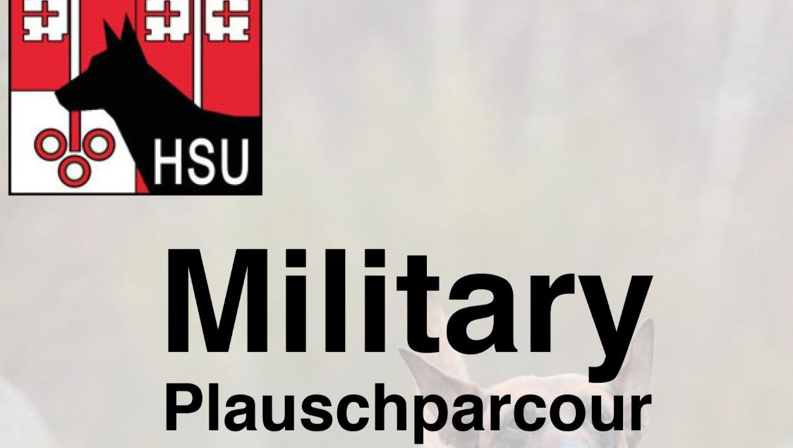 Military-Plauschparcour 2019