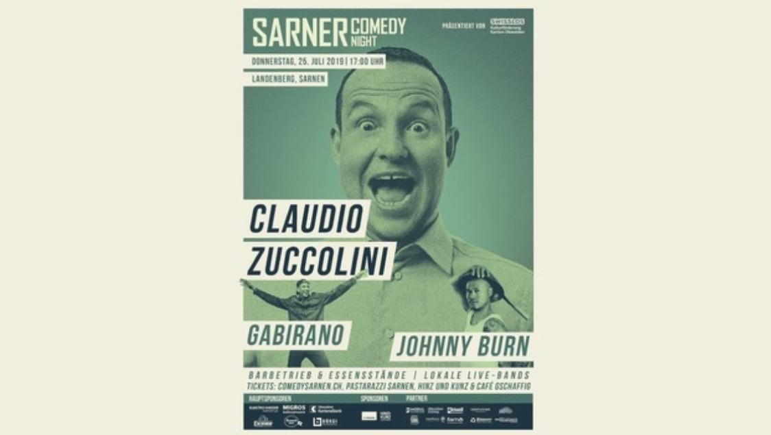 Sarner Comedy Night